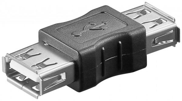 USB 2.0 Hi-Speed Adapter Buchse A / Buchse A